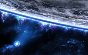 Space Mistery wallpaper
