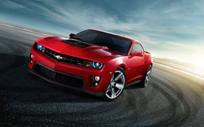 Camaro ZL1 2012 wallpaper