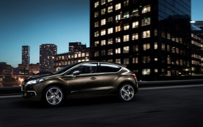 Citroen DS4 2011 wallpaper
