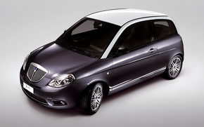 2011 Lancia Ypsilon wallpaper