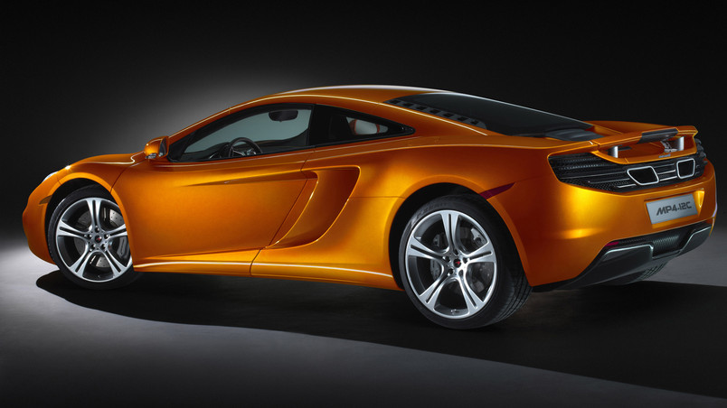 2011 Mclaren MP4 12C wallpaper