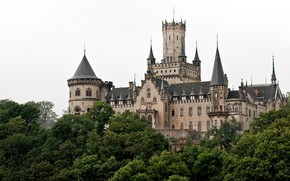 Marienburg Castle Germany wallpaper
