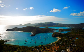 Beautiful Island Corner