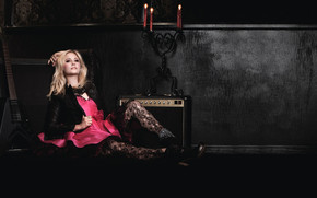 Candice Accola Relaxing wallpaper