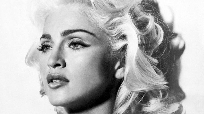 Young beautiful madonna hd wallpaper wallpaperfx - Madonna hd images ...