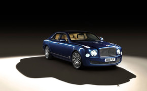 2012 Bentley Mulsanne Executive wallpaper