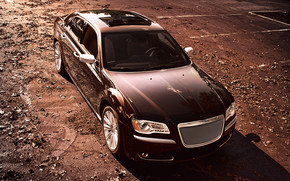 2012 Chrysler 300 Luxury Series wallpaper