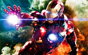 Iron Man The Avengers wallpaper