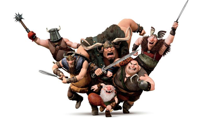 Vikings Warriors HD Wallpaper - WallpaperFX