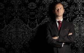 Mark Gatiss wallpaper