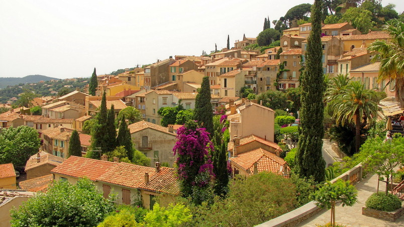 Provence Cote D Azur Hd Wallpaper Wallpaperfx