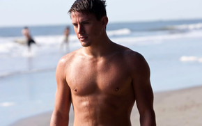 Hot Channing Tatum wallpaper