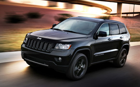 Jeep Grand Cherokee Speed Concept wallpaper