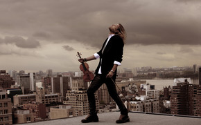 David Garrett Violin wallpaper