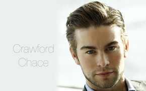Chace Crawford Handsome wallpaper
