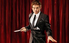 Dexter Michael C Hall wallpaper