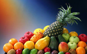 Fruits Decor wallpaper