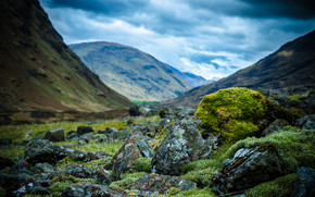 Scottish Highlands wallpaper