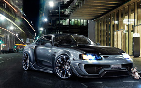 Toyota Supra Tuning wallpaper