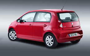 2012 Seat Mii 5 Door wallpaper