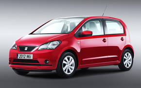 Red Seat Mii Model 2012 wallpaper