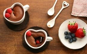 Dessert on Table