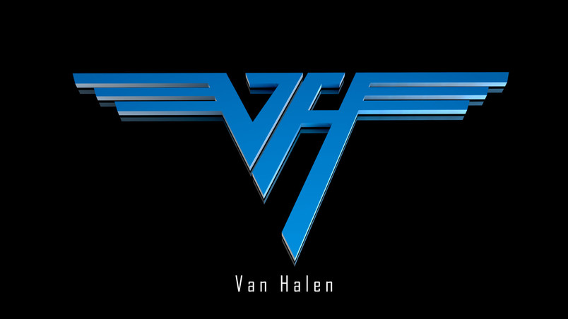 The van halen logo hd wallpaper wallpaperfx - Van halen hd wallpaper ...
