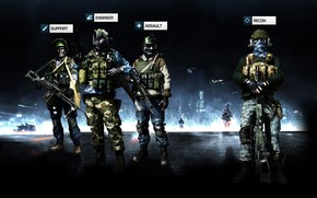Battlefield 3 Team wallpaper