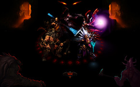 The Five Diablo 3 wallpaper