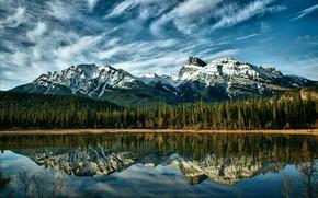 Alberta Mountains Canada