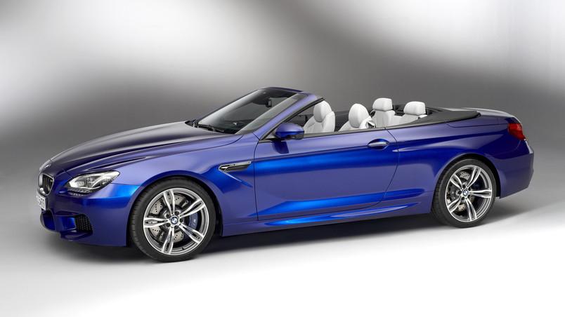 2013 BMW M6 Convertible HD Wallpaper - WallpaperFX