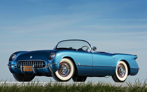 Chevrolet Corvette 1953 wallpaper