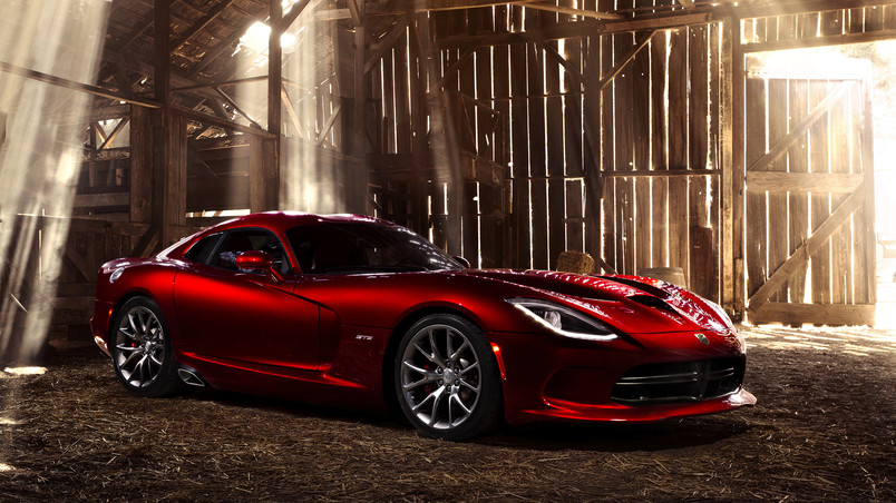 Amazing Dodge SRT Viper GTS wallpaper