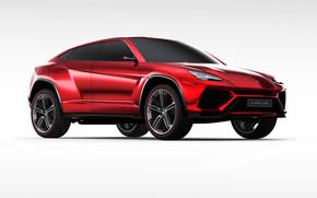 Studio Lamborghini Urus Concept