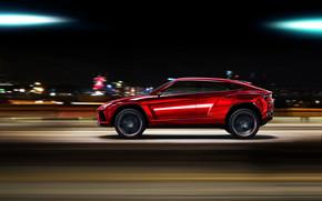 Lamborghini Urus Speed
