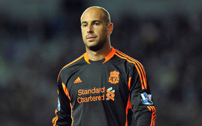 Pepe Reina Liverpool wallpaper