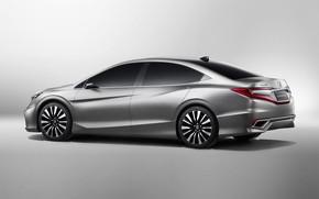 Beautiful Honda C Concept