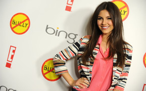 Victoria Justice Smile wallpaper