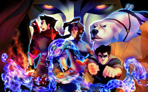 Avatar The Legend of Korra wallpaper