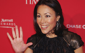 Ann Curry Look wallpaper