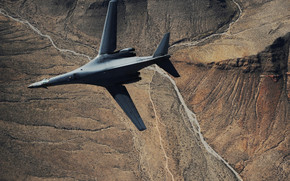 Rockwell B1 Lancer wallpaper