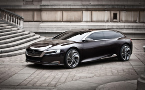 Citroen Numero 9 Concept 2012 wallpaper