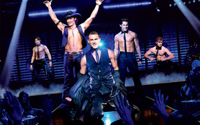 Magic Mike Movie wallpaper