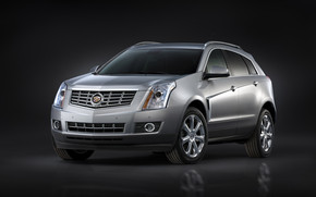 Cadillac SRX 2013 Model wallpaper