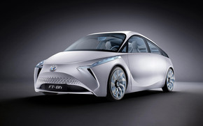 2012 Toyota FT Bh Concept