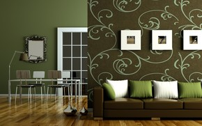 New Interior Design Style wallpaper