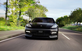 Porsche Panamera TechArt wallpaper
