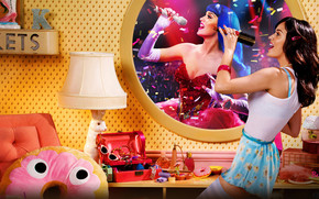 Katy Perry Part Of Me wallpaper