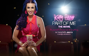 Katy Perry Part Of Me Movie 2012 wallpaper