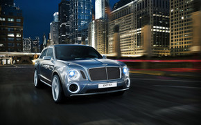Concept Bentley EXP 9 F